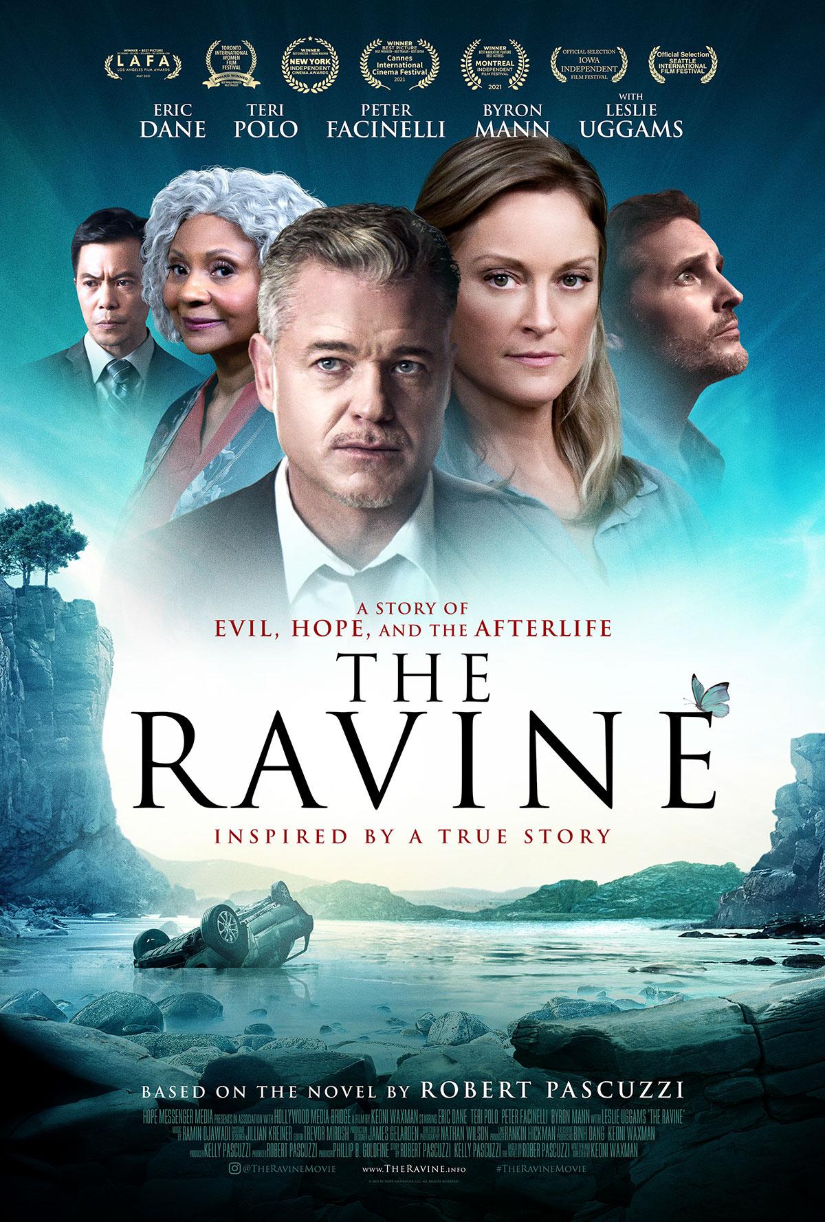 The Ravine book cover